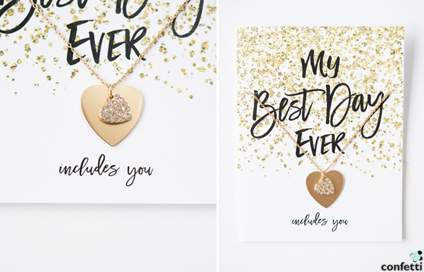 Bridesmaid Gifts | Confetti.co.uk