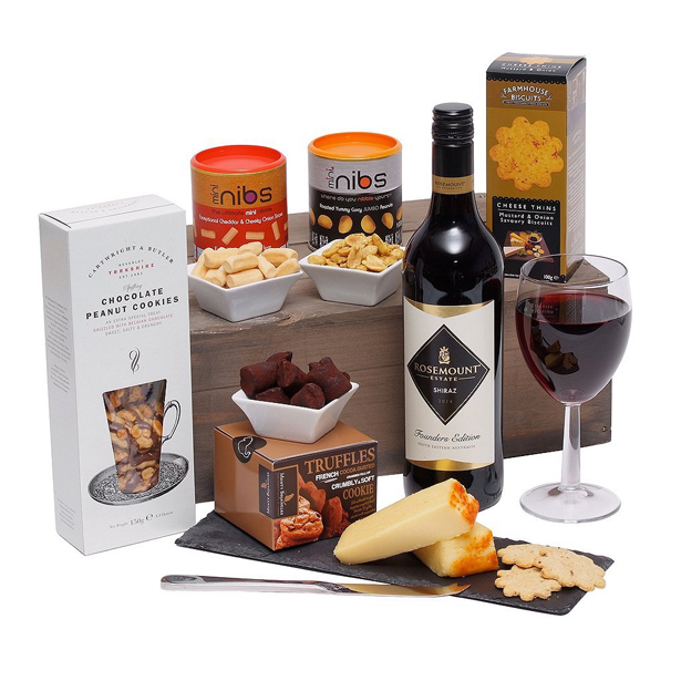 Wedding Gift Hampers Uk: Wedding Hampers Make The Ultimate Thank You Gift