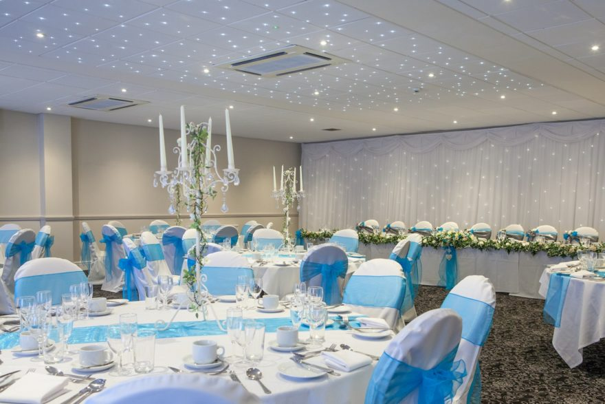 weddings at the holiday inn corbykettering hotel