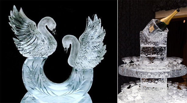 Ice Sculptures | Confetti.co.uk