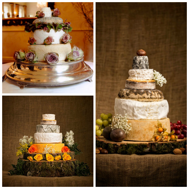 Cheese wedding cakes | Confetti.co.uk