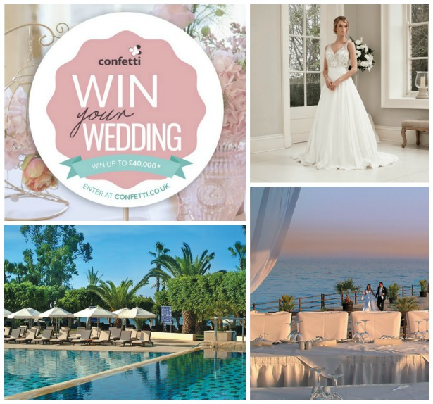 WIN A Wedding Worth £40,000 In This Amazing Competition