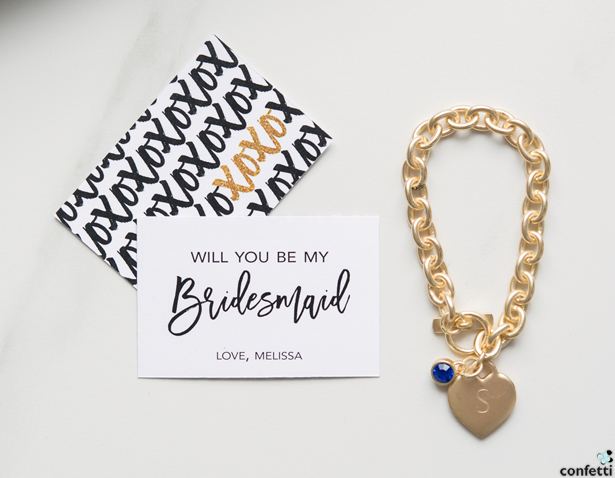 Will You Be My Bridesmaid? | Confetti.co.uk