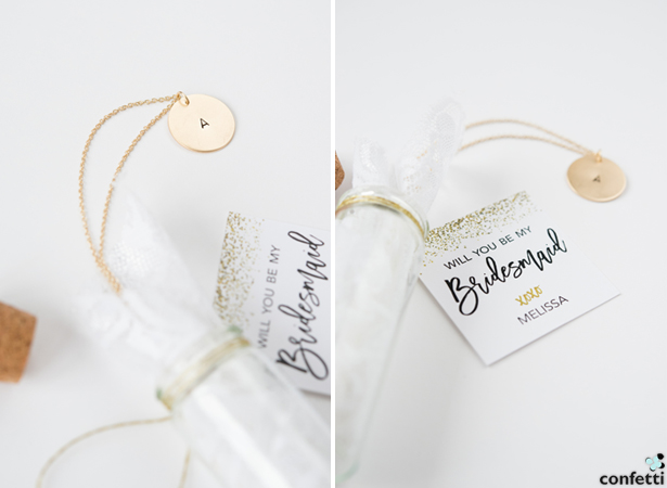 Will You Be My Bridesmaid | Confetti.co.uk