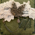 Distressed Vintage Wedding Accessories
