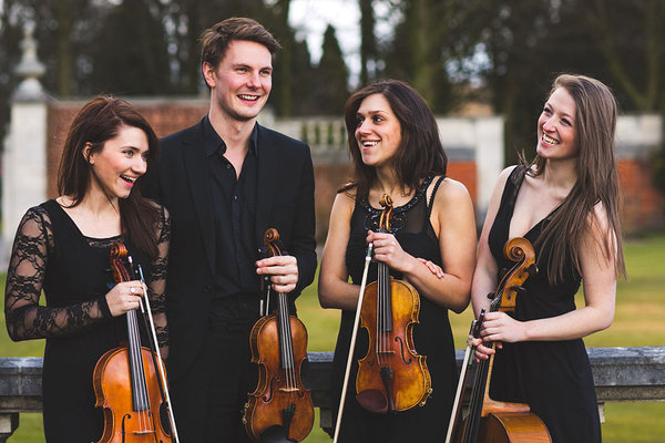 String quartet wedding music | Confetti.co.uk