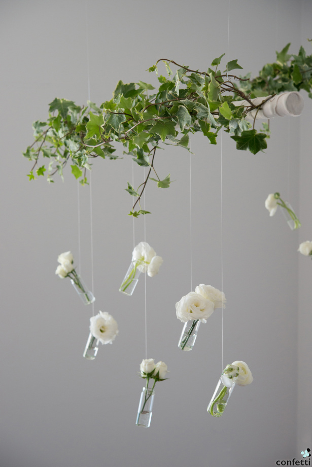 Hanging Vases | Confetti.co.uk