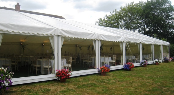 Richardson Marquees | Confetti.co.uk