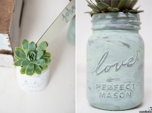 Wedding Succulents | Confetti.co.uk