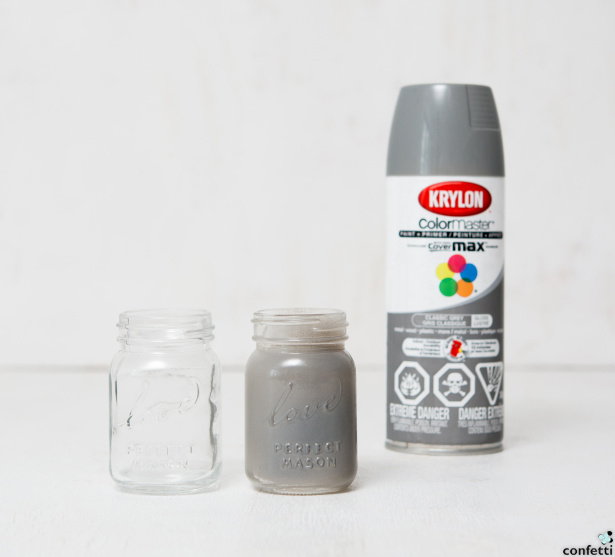 Mason Jar DIY | Confetti.co.uk