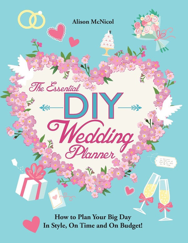 Best wedding planning books confetti junglespirit Gallery