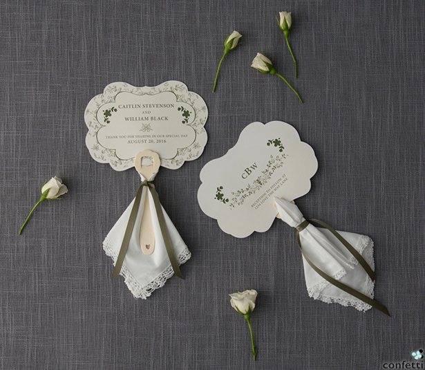 Spring Green Wedding | Confetti.co.uk