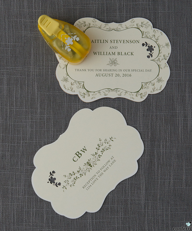 Classic Wedding Stationery | Confetti.co.uk