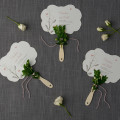 Boxwood Hand Fan | Confetti.co.uk