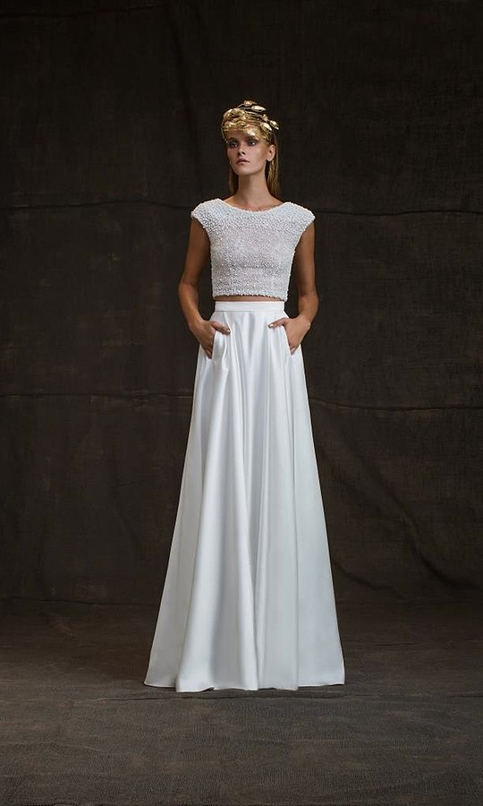 Alternative Wedding Dresses : Alternative bridalwear by limor rosen confetti