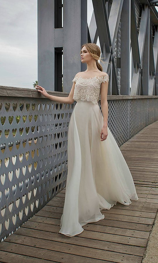 Alternative Bridalwear by Limor Rosen | Confetti.co.uk