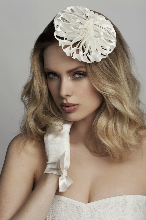 Lace Izar by The Season Hats | Confetti.co.uk