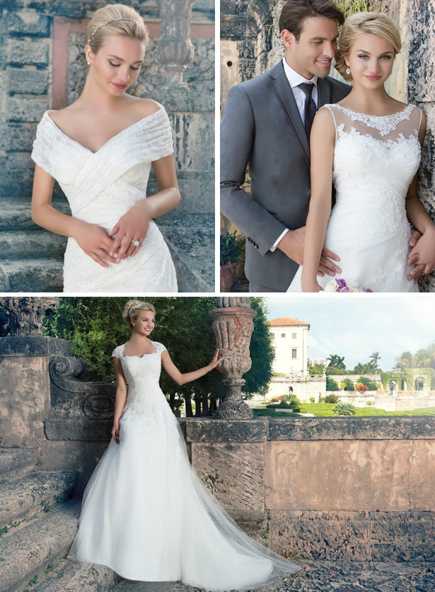 Wedding dresses by Sincerity Bridal | Confetti.co.uk
