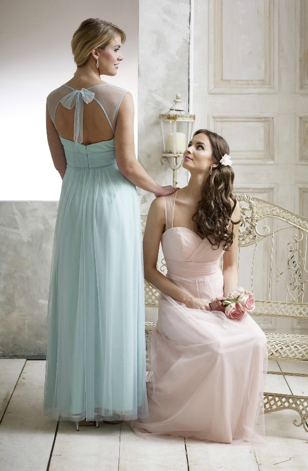 Veromia bridesmaid dress DAB11607B-RT2 | Confetti.co.uk