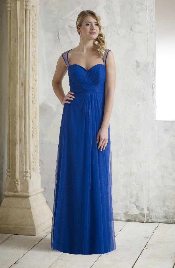 Veromia bridesmaid dress DAB11607-RT2 | Confetti.co.uk