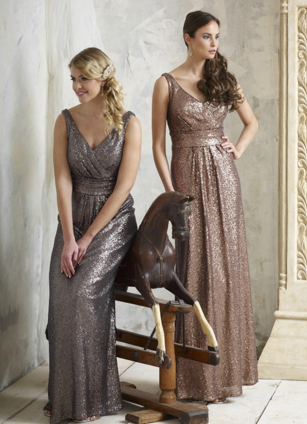 Veromia bridesmaid dresses | Confetti.co.uk
