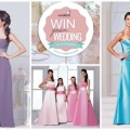 Veromia bridesmaid dresses win your wedding