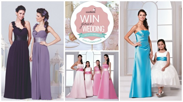 Win Your Dream Wedding. Enter free here | Confetti.co.uk