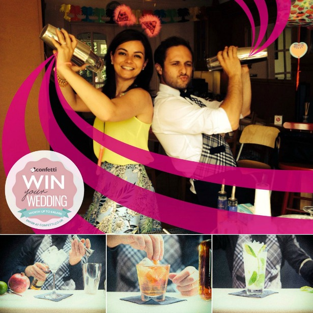 Win your wedding with Mambo Mobile Bars | Confetti.co.uk