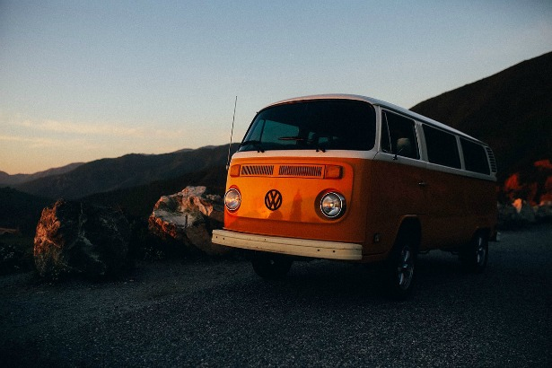 Fund our campervan by Patchwork | Confetti.co.uk