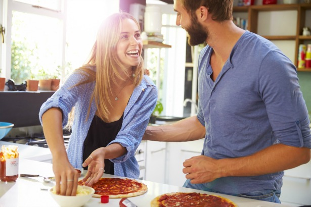 Pizza and gelato making in Florence Tinggly Italy Honeymoon   Confetti.co.uk