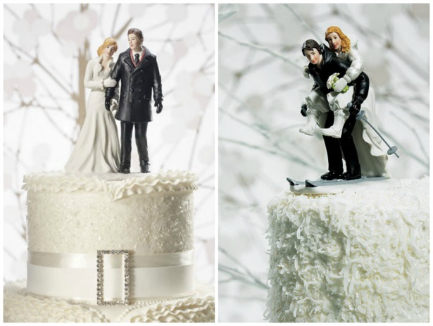 winter wedding cake toppers uk how to make your own wedding cake confetti co uk 27569