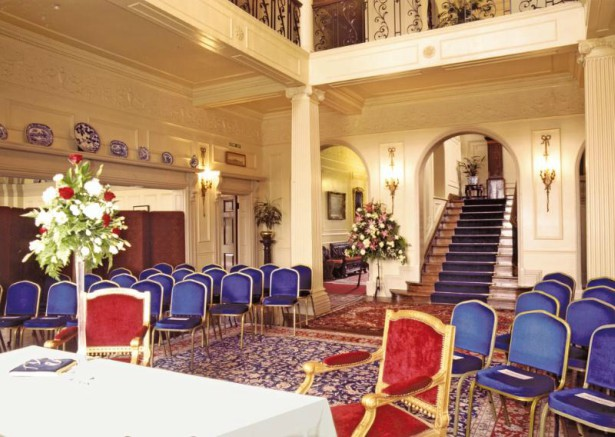 The Grand Hall Exclusive Use Manor | Confetti.co.uk