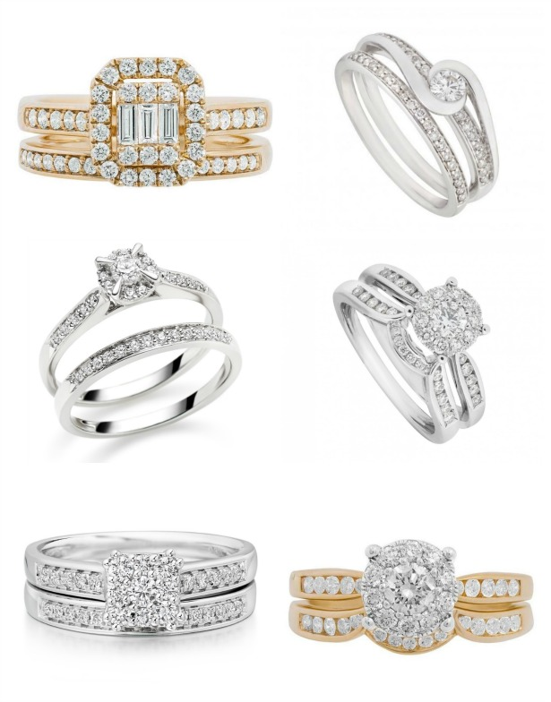 Wedding and engagement ring sets | Confetti.co.uk