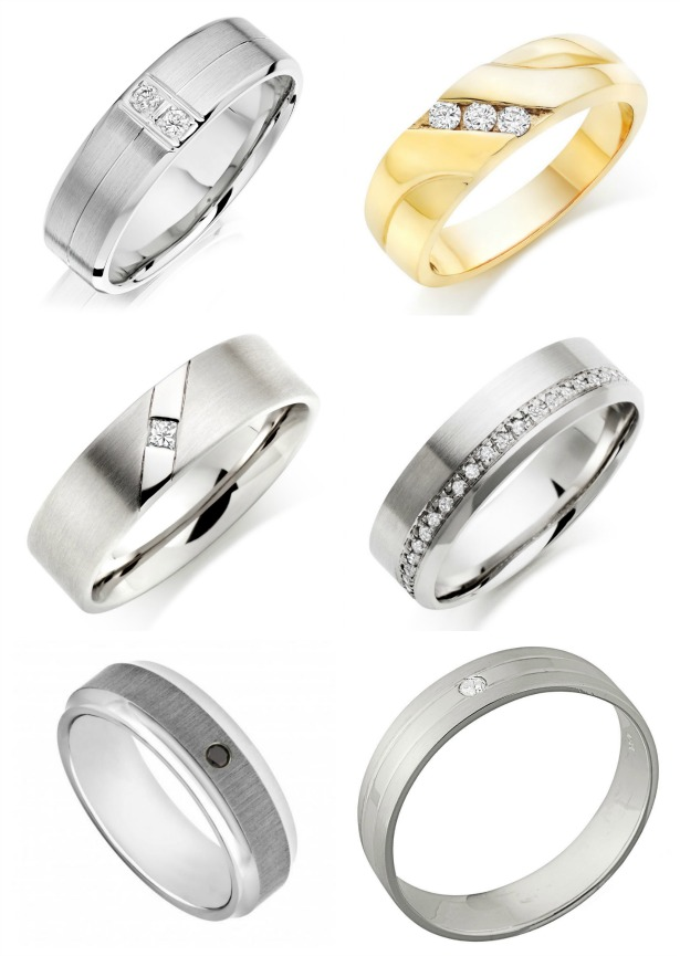 Mens Engagement Rings Beaverbrooks