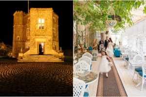 Walton Castle and Enchanted Manor wedding venues