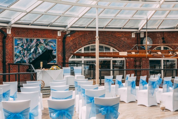 Weddings at No Mans Fort   Confetti.co.uk