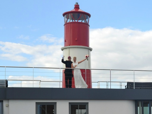 Weddings at Spitbank Fort   Confetti.co.uk