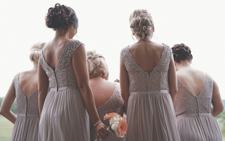 Wedding traditions and superstitions: Bridesmaids