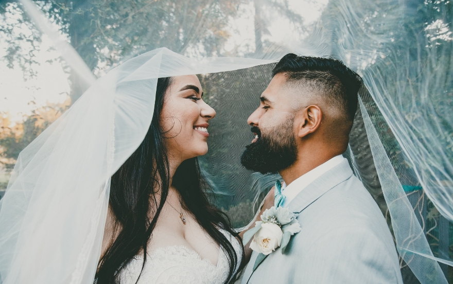 Wedding traditions and superstitions: Veil