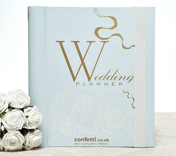 Confetti wedding planner file | Confetti.co.uk