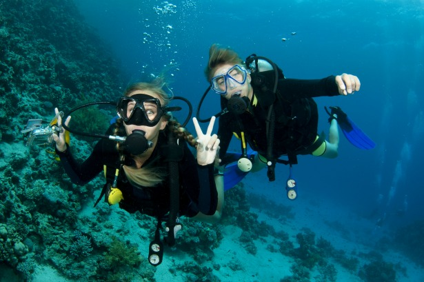 Scuba diving Honeymoon in Thailand by Tinggly   Confetti.co.uk