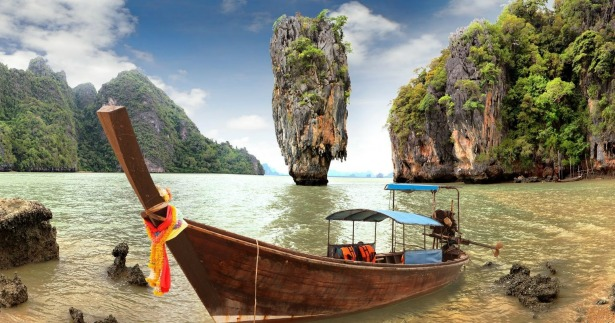 Boat trip to James Bond Island by Tinggly   Confetti.co.uk