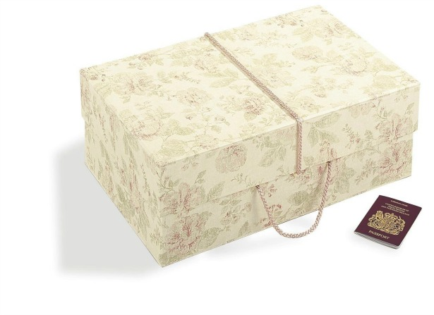 Best wedding dress storage solutions and travel cases for Preservation box for wedding dress