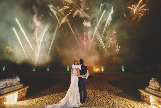 Chris and Megan's Fairy Tale and Fireworks Wedding   Confetti.co.uk