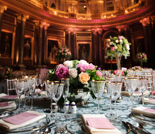 The Personalised Service at the Historic London Wedding Venue Drapers' Hall | Confetti.co.uk