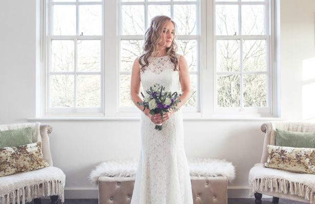 Bride at That Amazing Place | Confetti.co.uk