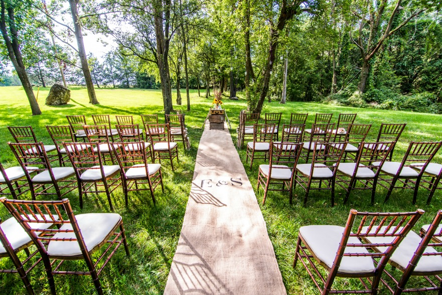 Wild And Wonderful Woodland Wedding Ideas