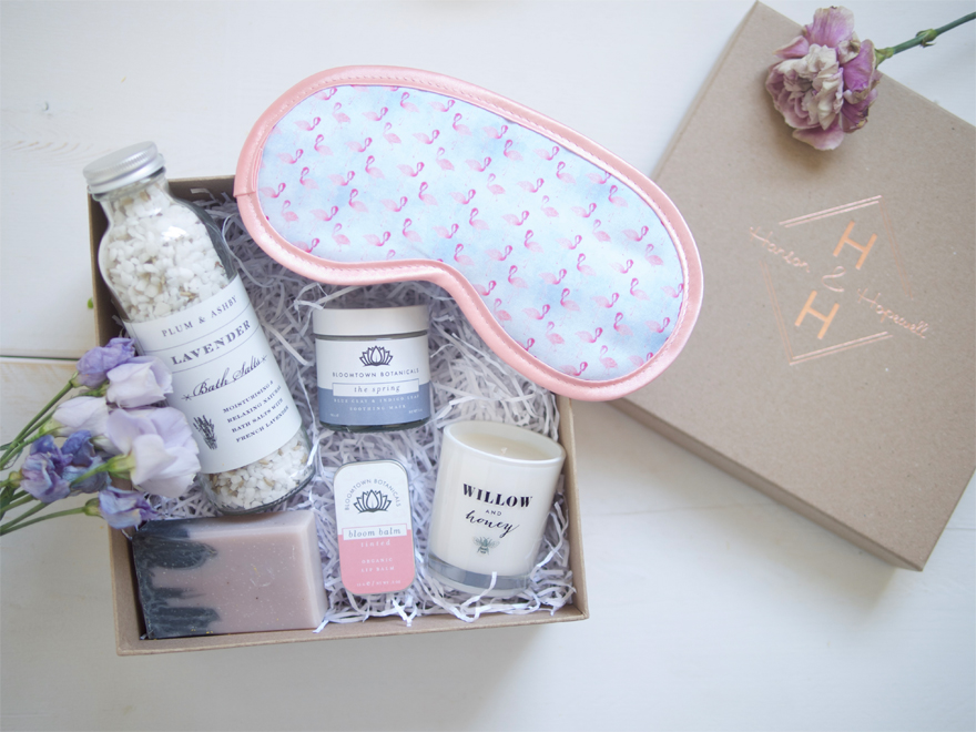 Wedding Planning Gift Box : Luxury Bridal Gift Boxes by Hanson and Hopewell - Confetti.co.uk
