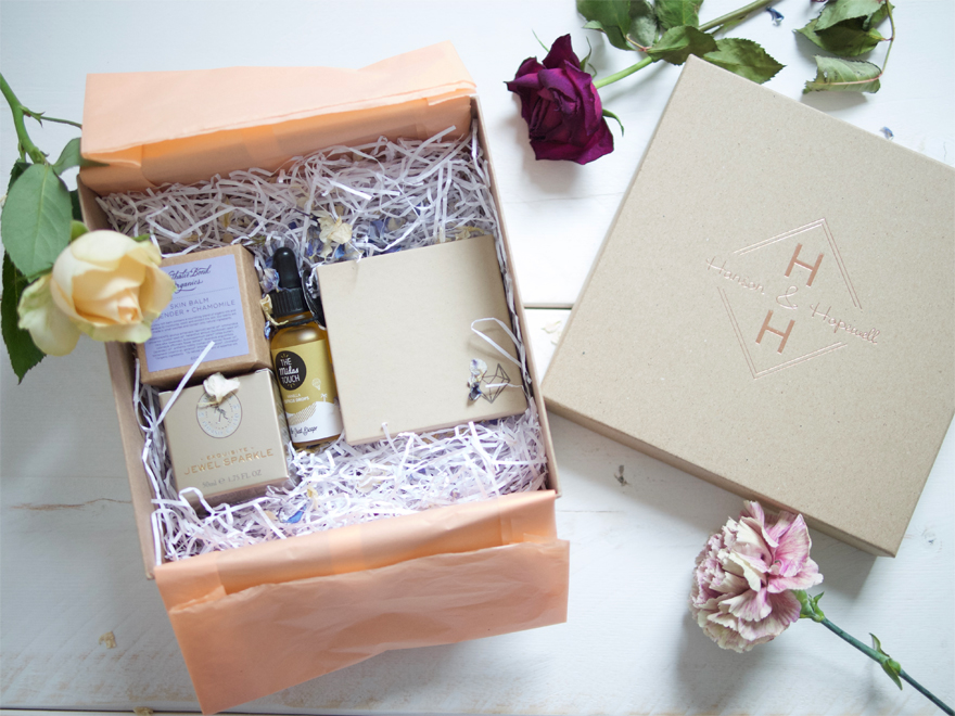 Luxury Wedding Gift Ideas: Luxury Bridal Gift Boxes By Hanson And Hopewell