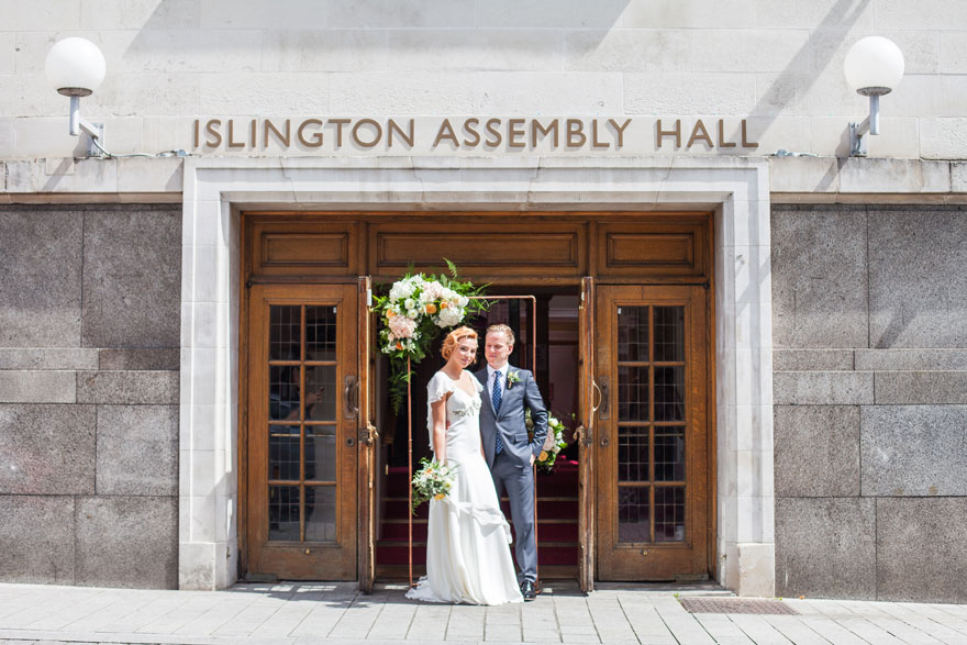 Win Your Wedding Reception Venue Hire with Islington Assembly Hall   Confetti.co.uk